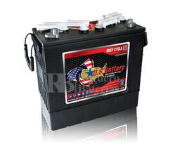 Bateria para instalaci�n solar 12 voltios 200 Amperios C20 397x178x378 mm US Battery US185XC2