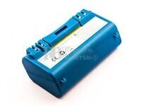 Batería para aspirador iRobot Scooba 5900, NiMH, 14,4V, 3600mAh