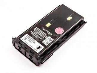 Bateria KNB15, KNB15A para KENWOOD TK260 TK270 TK360 TK370 KNB15-A