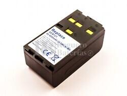 Batería para Leica GEB121, NiMH, 6 Voltios, 4000 mAh