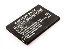 Bateria para LG D855, D858, G3, VS985