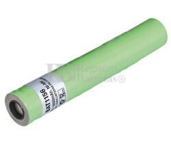 Batería para Linterna Streamlight, Pelican M9 3,6 Voltios 1800 Mah