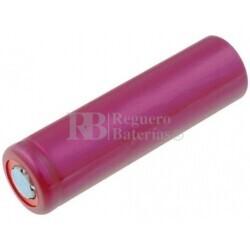 Bateria para Linterna Recargable 3,7 Voltios 2,6 Amperios