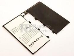 Batería para Mac Apple iPad Pro 12.9 Pulgadas A1577