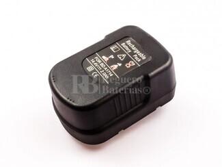 Bateria para maquina Black & Decker, Firestorm 14,4 Voltios 2 Amperios