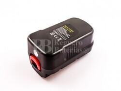 82561 Bateria para maquina Black & Decker, BD18PSK, XTC18BK,  Firestorm, Ni-Cd, 18V, 2000mAh, black