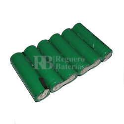 Batería para Maquina de Diagnosis Bosch DIAG KTS300 7.2 Voltios 2.200