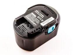 Batería para AEG BSB 14G 14,4V 3A