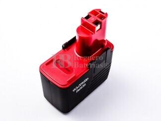 Bater�a para maquinas Bosch 14,4 Voltios 2 Amperios Ni-Cd