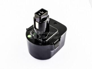 Bateria para Maquinas Dewalt 12 Voltios 2 Amperios Ni-Cd