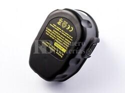 Bateria para maquinas Dewalt 14,4 Voltios 2 Amperios Ni-Cd