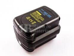 Bateria para maquinas Dewalt 24 Voltios 2 Amperios,DE0240, DE0240-XJ, DE0242, DE0243, DE0243-XJ, DW0240, DW0241, DW0242, DW0242-XRP, DW0243..