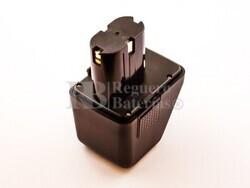 Batería para maquinas Gesipa AccuBird, NiMH, 12 V 3000mAh