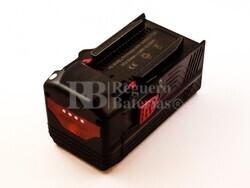 Batería para Maquinas Hilti WSR 36-A, Li-ion, 36V, 2600mAh