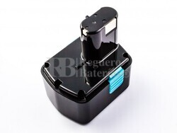 Bateria para Maquinas Hitachi EB 14B 14,4 Voltios 1,7 Amperios
