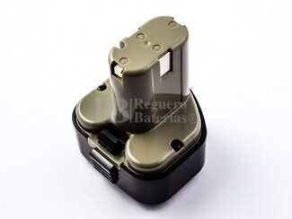 Batería para máquinas Hitachi DS10DV 9,6V 2A