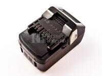 Batería para máquinas Hitachi WH 18DBDL