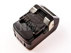 Batería para máquinas Hitachi WH 18DSDL