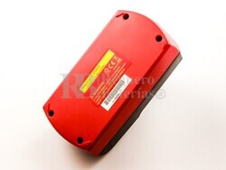 Batería para máquinas Metabo BSZ 18 18 Voltios 3 Amperios