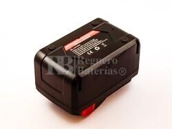 Bater�a para maquinas Milwaukee 28V M28, Li-ion, 28V, 3000mAh, 84Wh,