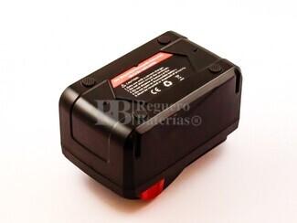 Batería para Maquinas Milwaukee 28 Voltios 3 Amperios