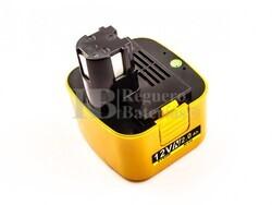 Batería para maquinas Panasonic 12 Voltios 2 Amperios, EY9106, EY9005B, EY9106B, EY9006B