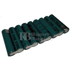 Batería para Medidor de Antena Technisat TechniTouch 0000/3434 10,8 Voltios 3.500 mah