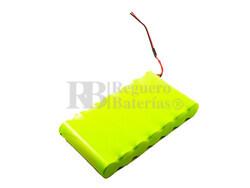 Batería para Medidor de Humedad-Temperatura PFEUFFER GTM 600 8.4 Voltios 2.200 mah