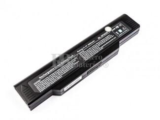 Bateria para ordenador Fujitsu-Siemens AMILO L1310, AMILO M1420, Packard Bell EASYNOTE R7, EASYNOTE R7710, EASYNOTE R7717....