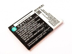 Bateria para smatphone  Mobistel Cynus T6, Li-Polymer, 3,8V, 4000mAh, 15,2Wh