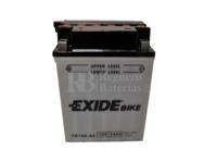 Batería para Moto EXIDE 12 Voltios 14 Amperios EB14A-A2 - YB14A-A2  135mm x 89mm x 175mm