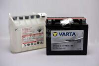 Batería para Moto VARTA 12 Voltios 10 Ah en C10 PowerSports AGM Ref.510012009 YTX12-4/YTX12-BS EN 150 A 152x88x131
