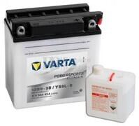 Batería para Moto VARTA 12 Voltios 9 Ah en C10 PowerSports Freshpack Ref.509015008 12N9-3B-1 / YB9L-B EN 85 A 136x76x140