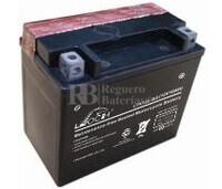 Batería para Moto YTX12-BS, LTX12-BS LEOCH