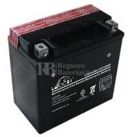 Bateria para Moto YTX14-BS, LTX14-BS 12 Voltios 12 Amperios Positivo Izquierda 150x87x145mm
