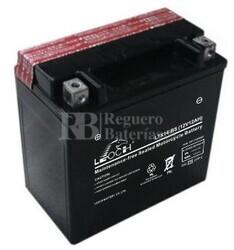 Batería de Moto 12 Voltios 12 amperios EBX14-BS, YTX14-BS, LTX14-BS