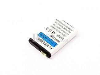 Batería SNN5851 para Motorola Backflip