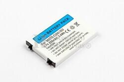 Bateria para Motorola C350, Li-ion, 3,7V, 650mAh, 2,4Wh