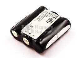 Batería para MOTOROLA  CP50, HT10, P50, HNN9044A, Ni-Cd, 7,5V, 700mAh