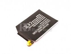 Batería para Motorola MOTO X Style, Li-Polymer, 3,8V, 2800mAh, 10,6Wh, built-in