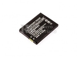 Bateria para Motorola Motofone F3, Li-ion, 3,7V, 750mAh, 2,8Wh