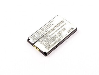 Bateria para Motorola T720, Li-ion, 3,7V, 750mAh, 2,8Wh