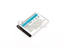 Bateria para Motorola WX180, WX280, WX390, WX395, Li-ion, 3,7V, 550mAh, 2,0Wh