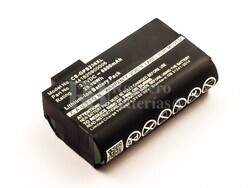Batería para Nautiz X7, Li-ion, 3,7V, 6800mAh
