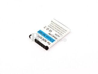 Bateria para Nokia 6111, 7370, Li-ion, 3,7V, 550mAh, 2,0Wh