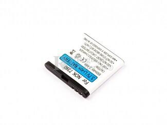 Batería BP-5M para teléfonos Nokia 8600 LUNA, 6500 SLIDE