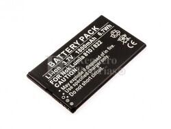Bateria para Nokia  Lumia 810, Lumia 822, Li-ion, 3,7V, 1800mAh, 6,7Wh