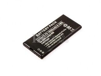 Bateria para Nokia Lumia 820, Li-ion, 3,7V, 1650mAh, 6,1Wh