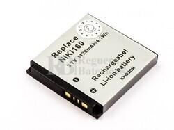 Bater�a para o2 Xda Star, T-Mobile MDA Touch Plus, NTT DoCoMo HT1100