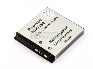 Batería para o2 Xda Star, T-Mobile MDA Touch Plus, NTT DoCoMo HT1100